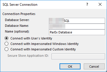 Create an external content type in SharePoint to connect to